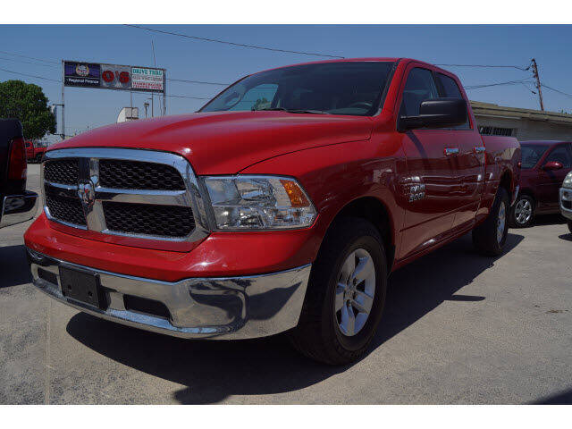 2018 RAM Ram Pickup 1500 for sale at Watson Auto Group in Fort Worth TX