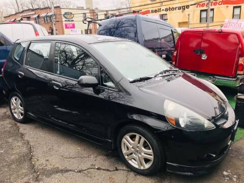 2007 Honda Fit for sale at Deleon Mich Auto Sales in Yonkers NY
