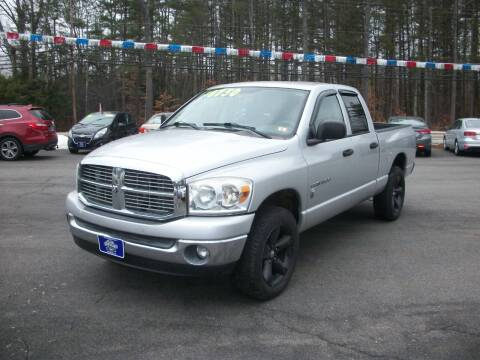 2007 Dodge Ram Pickup 1500 for sale at Auto Images Auto Sales LLC in Rochester NH
