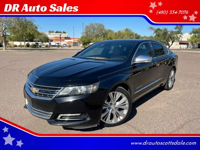 2014 Chevrolet Impala for sale at DR Auto Sales in Scottsdale AZ