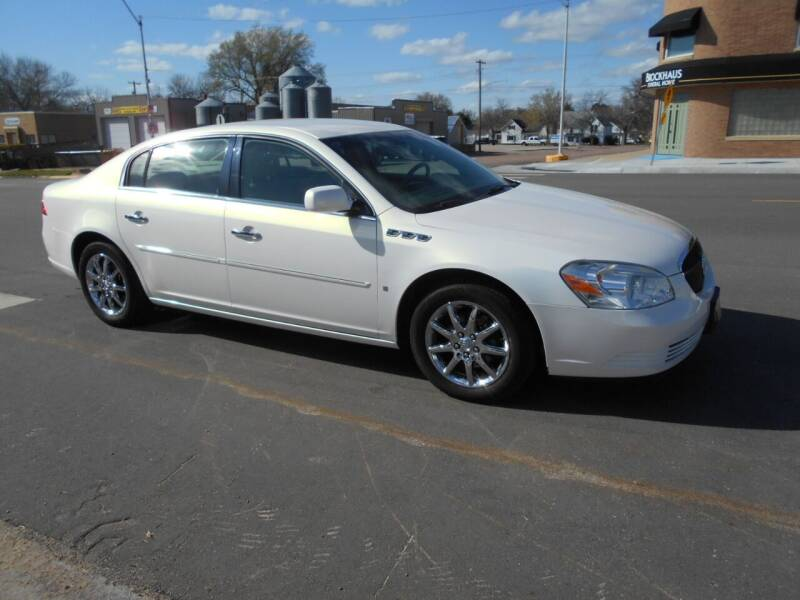 2006 Buick Lucerne for sale at Creighton Auto & Body Shop in Creighton NE