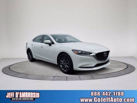 2018 Mazda MAZDA6 for sale at Jeff D'Ambrosio Auto Group in Downingtown PA