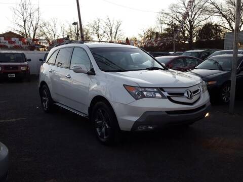 2008 Acura MDX for sale at Car Complex in Linden NJ