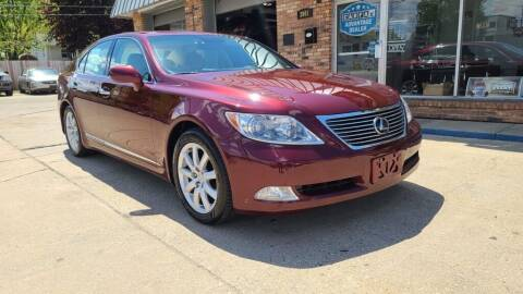 2008 Lexus LS 460 for sale at LOT 51 AUTO SALES in Madison WI