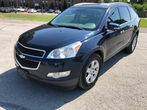 2011 Chevrolet Traverse for sale at Supreme Auto Gallery LLC in Kansas City MO