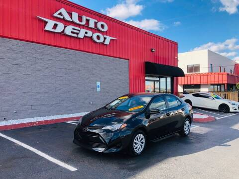 2018 Toyota Corolla for sale at Auto Depot of Smyrna in Smyrna TN
