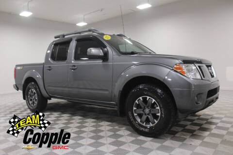 2017 Nissan Frontier for sale at Copple Chevrolet GMC Inc in Louisville NE