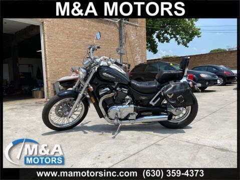 2000 Suzuki Intruder for sale at M & A Motors in Addison IL