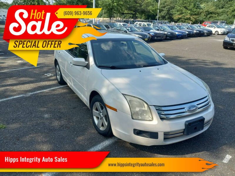 2009 Ford Fusion for sale at Hipps Integrity Auto Sales in Delran NJ