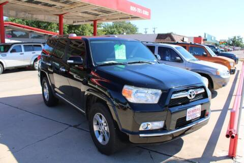 2013 Toyota 4Runner for sale at KD Motors in Lubbock TX