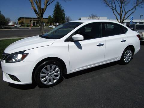 2018 Nissan Sentra for sale at KM MOTOR CARS in Modesto CA