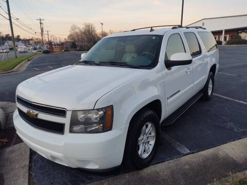 2007 Chevrolet Suburban for sale at Ray Moore Auto Sales in Graham NC