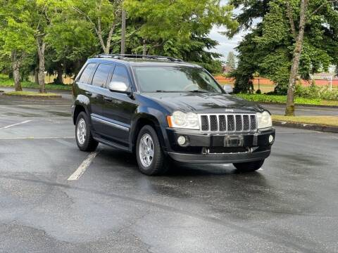 2006 Jeep Grand Cherokee for sale at H&W Auto Sales in Lakewood WA
