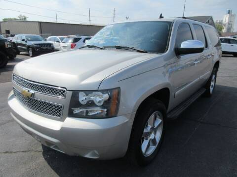 2007 Chevrolet Suburban for sale at Dam Auto Sales in Sioux City IA
