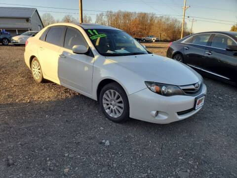 2011 Subaru Impreza for sale at ALL WHEELS DRIVEN in Wellsboro PA