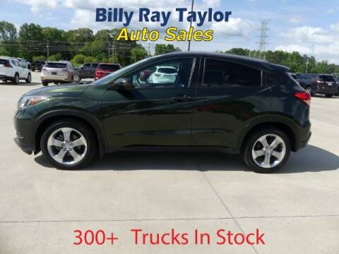 2017 Honda HR-V for sale at Billy Ray Taylor Auto Sales in Cullman AL