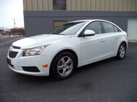 2013 Chevrolet Cruze for sale at Niewiek Auto Sales in Grand Rapids MI