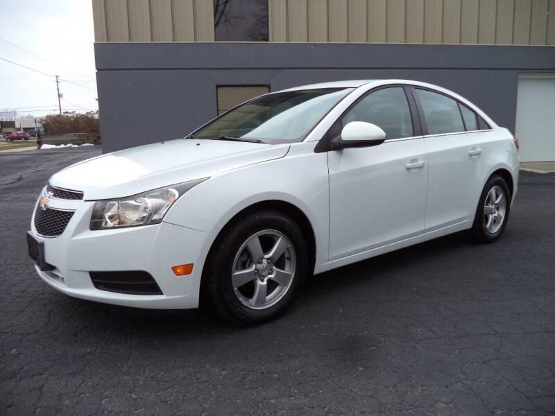 2013 Chevrolet Cruze for sale at Niewiek Auto Sales in Grand Rapids MI
