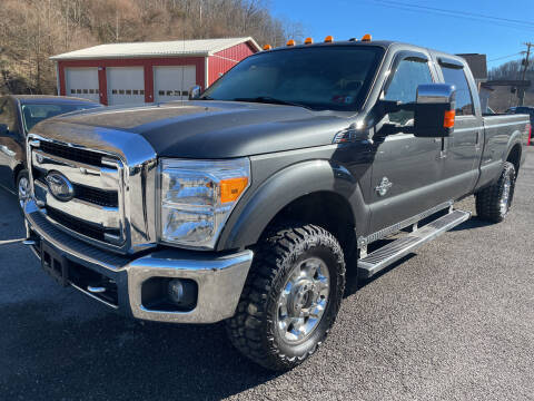 2015 Ford F-350 Super Duty for sale at Turner's Inc in Weston WV