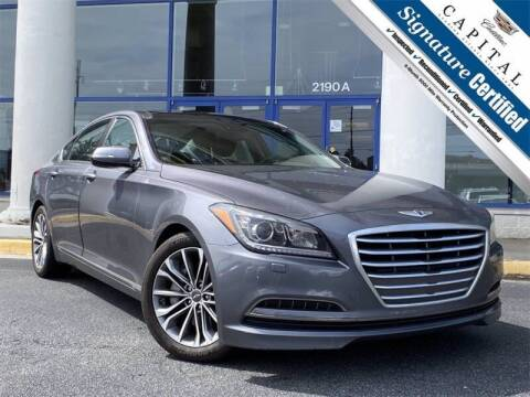2015 Hyundai Genesis for sale at Southern Auto Solutions - Georgia Car Finder - Southern Auto Solutions - Capital Cadillac in Marietta GA
