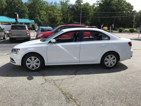 2017 Volkswagen Jetta for sale at M G Motors in Johnston RI