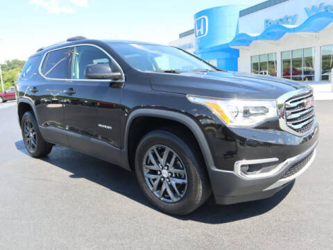 2018 GMC Acadia for sale at RUSTY WALLACE HONDA in Knoxville TN