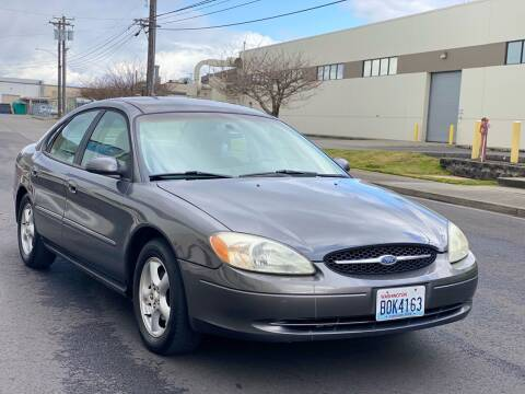 2003 Ford Taurus for sale at Washington Auto Sales in Tacoma WA