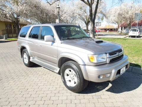 2002 Toyota 4Runner for sale at Family Truck and Auto.com in Oakdale CA