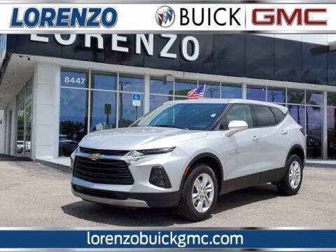 2020 Chevrolet Blazer for sale at Lorenzo Buick GMC in Miami FL