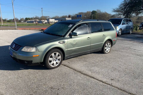 2003 Volkswagen Passat for sale at Finish Line Motors in Tulsa OK