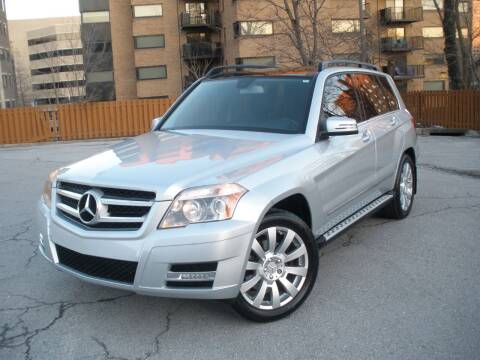 2012 Mercedes-Benz GLK for sale at Autobahn Motors USA in Kansas City MO