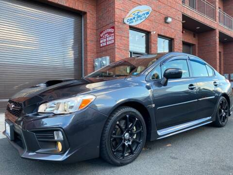 2019 Subaru WRX for sale at The Car Guys in Staten Island	 NY
