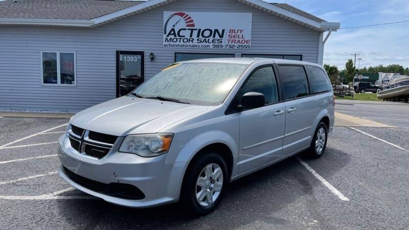 2012 Dodge Grand Caravan for sale at Action Motor Sales in Gaylord MI