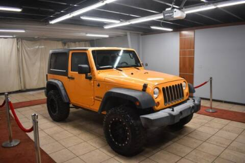 2012 Jeep Wrangler for sale at Adams Auto Group Inc. in Charlotte NC