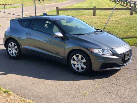 2013 Honda CR-Z for sale at Choice Motor Car in Plainville CT
