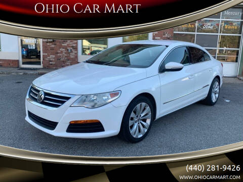 2012 Volkswagen CC for sale at Ohio Car Mart in Elyria OH