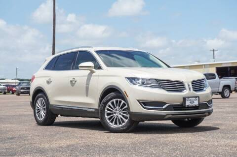 2018 Lincoln MKX for sale at Douglass Automotive Group - Douglas Ford in Clifton TX