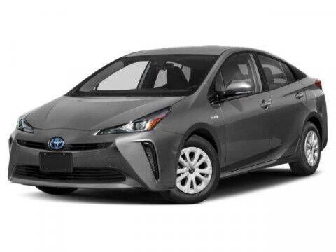 2022 Toyota Prius for sale at TEJAS TOYOTA in Humble TX