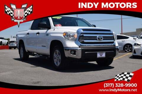 2016 Toyota Tundra for sale at Indy Motors Inc in Indianapolis IN