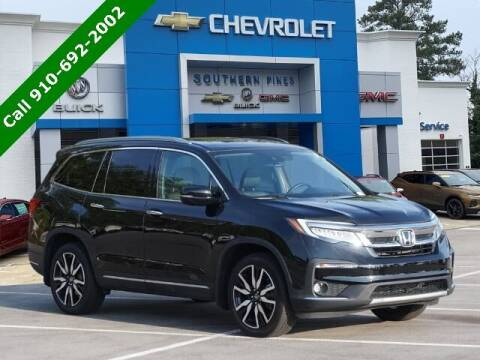 2019 Honda Pilot for sale at PHIL SMITH AUTOMOTIVE GROUP - SOUTHERN PINES GM in Southern Pines NC