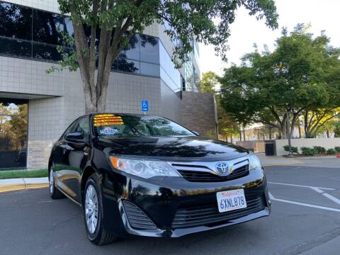 2012 Toyota Camry Hybrid for sale at Right Cars Auto Sales in Sacramento CA