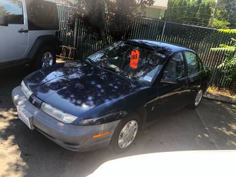 1997 Saturn S-Series for sale at Blue Line Auto Group in Portland OR