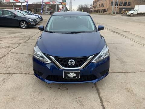 2017 Nissan Sentra for sale at Mulder Auto Tire and Lube in Orange City IA