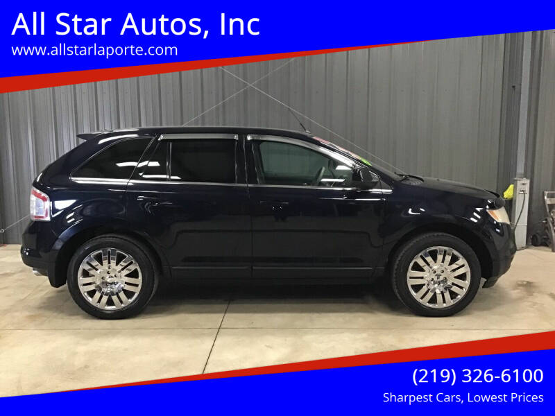 2010 Ford Edge for sale at All Star Autos, Inc in La Porte IN