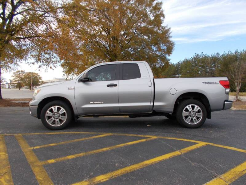 2007 Toyota Tundra for sale at A & P Automotive in Montgomery AL