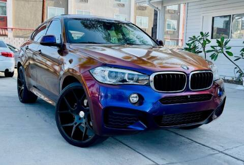 2015 BMW X6 for sale at Pro Motorcars in Anaheim CA