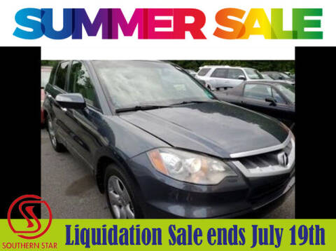 2007 Acura RDX for sale at Southern Star Automotive, Inc. in Duluth GA