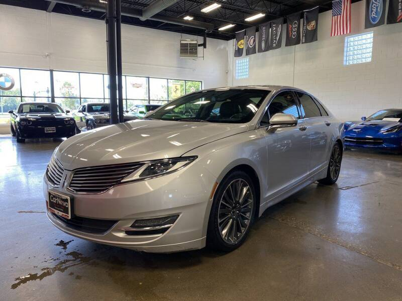 2016 Lincoln MKZ for sale at CarNova in Sterling Heights MI