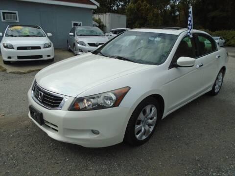 2008 Honda Accord for sale at Taunton Auto & Truck Sales in Taunton MA