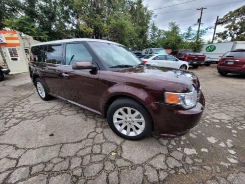 2009 Ford Flex for sale at JPL Auto Sales LLC in Denver CO